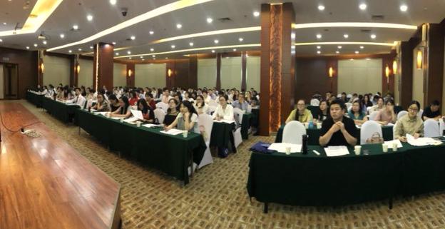 世谱检测参加江苏省&苏州市日化协会组织的法规培训