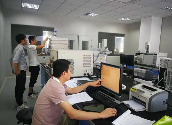 世谱检测邀请权威检测机构技术专家来司技术交流和合作